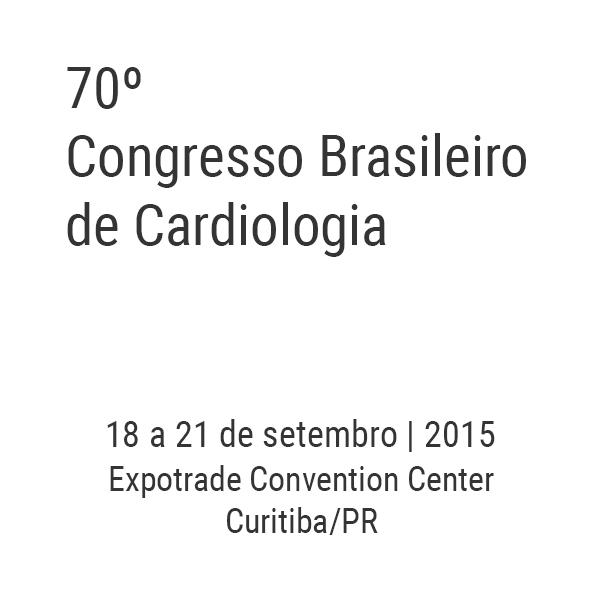 70º Congresso Brasileiro de Cardiologia
