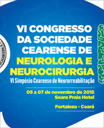 VI Congresso Cearense de Neurologia e Neurocirurgia