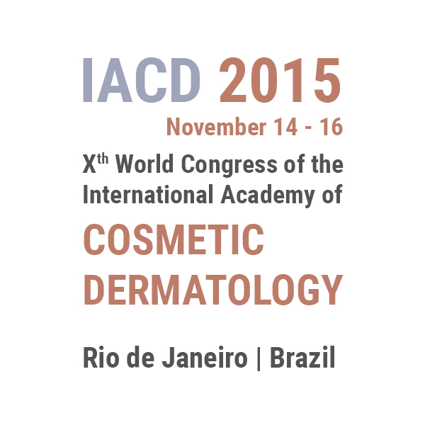 IACD 2015 – X World Congress of the International Academy of Cosmetic Dermatology