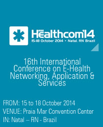 16th International Conference on E-Health Networking, Aplication & Services