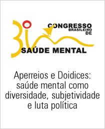 31º Congresso Brasileiro de Saúde Mental