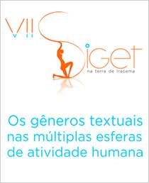 VII SIGET - Os Gêneros Textuais Nas Múltiplas Esferas de Atividade Humana