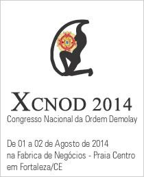 X CNOD| Congresso Nacional da Ordem Demoley