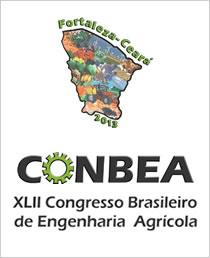 CONBEA 2013 - XLII Congresso Brasileiro de Engenharia Agrícola
