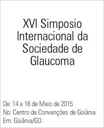 Simpósio Internacional da Sociedade de Glaucoma