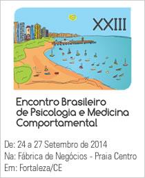 Encontro Brasileiro de Psicologia e Medicina Comportamental