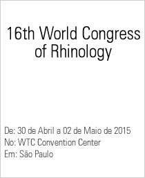 16th Word Congress Of Rhinology