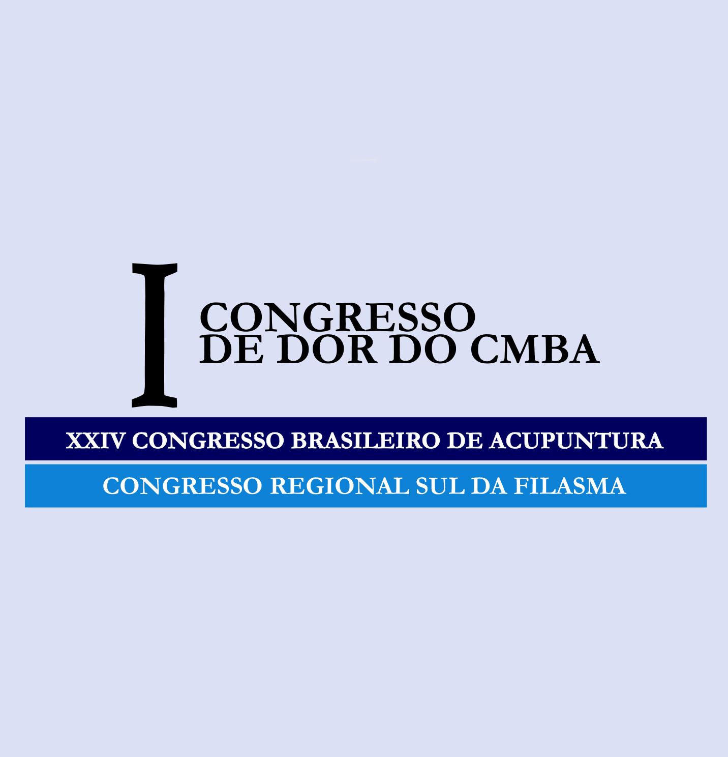 XXIV Congresso Brasileiro De Acupuntura.