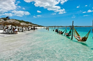 Transfer IN ou OUT Jericoacoara - (SEG/QUA/SEX)