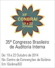 35ª Congresso Brasileiro de Auditoria Interna