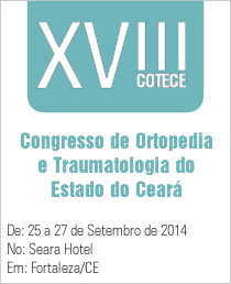 Congresso e Ortopedia e Traumatologia do Estado do Ceará
