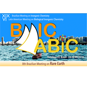 XIX Brazilian Meeting on Inorganic Chemistry