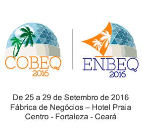 XXI Congresso Brasileiro de Engenharia Química e XVI Encontro Brasileiro sobre o Ensino de Engenharia Química